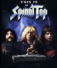 This Is Spinal Tap [WS] (2009, REGION A Blu-ray New) BLU-RAY/WS