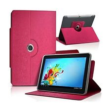 Housse Etui Universel M couleur Rose Fushia pour Tablette Samsung Galaxy Tab S2