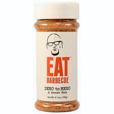 EAT Barbecue Rod Gray Zero to Hero Rub - 7oz