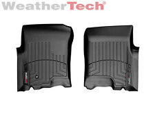WeatherTech® Floor Mats FloorLiner - Ford F-150 SuperCrew - 2000-2003 - Black