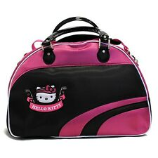 NEW Hello Kitty Diva Boston Bag  -Black/Pink   Special Bargain Sale!