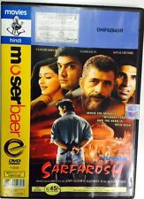 Sarfarosh DVD - Aamir Khan - Hindi Movie DVD / Region Free / English Subtitles