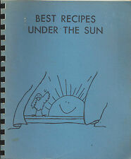 *CLINTON *DAYTON TN VINTAGE *JAYCETTES COOK BOOK *BEST RECIPES UNDER THE SUN