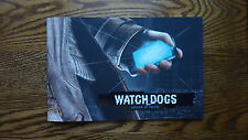 "Watch Dogs Promotional ""Dossier"" Press Kit - Rare Watch_Dogs Promo Media Kit"