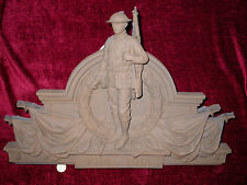 Replica Copy WW1 Memorial Statue  Display moulded from original in solid resin