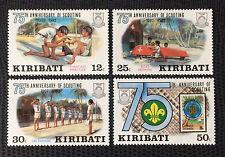 Kiribati 1982**  Pfadfinder / Scouts Postfrisch  MNH