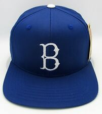 MLB Vintage Brooklyn DODGERS Snapback Cap Hat American Needle Caps Hats Blue NWT