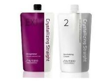 Shiseido Crystallizing Straight Neutralizer EX1 EX2 Hair Straightener Cream