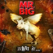 MR BIG what if.... CD +1 bonus track BRAND NEW 2011