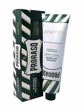 Proraso Eucalyptus & Menthol Shaving Cream Tube 150 ml