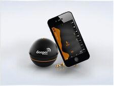 Deeper Smart Fischfinder für iOS und Android, Fishfinder, Echolot, Echo Sounder