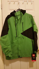 686 AUTHENTIC ARCADE INFIDRY INSULATED JACKET,SNOWBOARD,SKI, SZ XL,STANDARD FIT