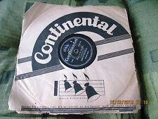 Quarteto Quitandinha LUIZ BONFA 78 RPM BRAZIL 1946 MALAGUENA / VOU VENDER BARCO