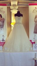 Enzoani Jeanette Size 14 Wedding Dress
