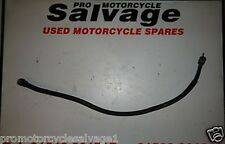 SUZUKI GSX 125 2007 2008 2009 2010:TACHO CABLE:USED MOTORCYCLE PARTS