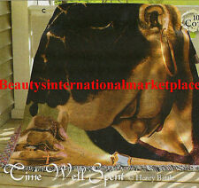 """Henry Battle Tapestry Throw """"TIME WELL SPENT""""/African American/BLACK AMERICANA"""