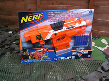 Nerf Stryfe Modified (Tamiya Hypa Dash 3 motors & re-wired & worker parts)