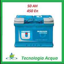 BATTERIA AUTO URANIO IRIDIUM  CHROME C450-50 AH 450 EN
