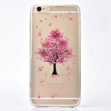 Pressed Real Dried Flower Daisy Case Transparent PC Cover For iPhone 6 6s Plus