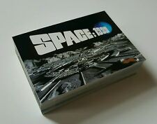 Unstoppable Cards Space 1999 Complete Trading Card Set