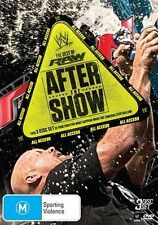 WWE: Best of Raw After the Show (DVD, 2014, 3-Disc Set)
