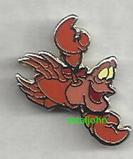 Disney DLR - GWP Little Mermaid Map Pin Sebastian Pin