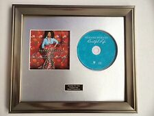 PERSONALLY SIGNED/AUTOGRAPHED DIANNE REEVES- BEAUTIFUL LIFE CD PRESENTATION RARE