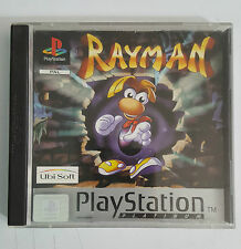Rayman - Platinum - PS1 - Playstation 1