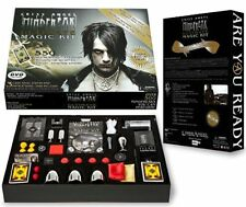 NEW & SEALED! Criss Angel Ultimate Magic Kit Black With Instructional DVD