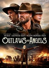 Outlaws and Angels (DVD, 2016) Brand new & Sealed