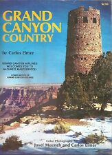 Grand Canyon Airlines Complimentry Magazine GRANDCANYON COUNTRY byCarlos Elmer