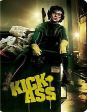 Kick-Ass [Blu-ray/DVD] [Canadian; Steelbook] New Blu-ray/DVD