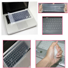Waterproof Silicone Protective Film Keyboard Cover for Dell HP Lenovo Mac Laptop