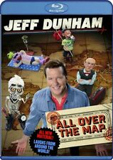 Jeff Dunham – All Over The Map 2014 Blu-Ray