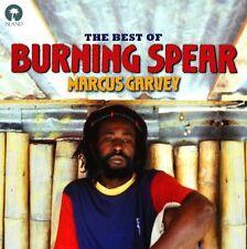 BURNING SPEAR - MARCUS GARVEY....THE BEST OF: CD ALBUM (2012)