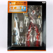 Banpresto Evangelion 02 production Model S.C.M. EX Figure Japan official