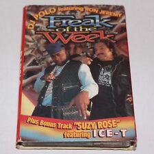 DJ Polo feat Ron Jeremy Freak of the Week Cassingle Cassette Tape Booty Bass Rap