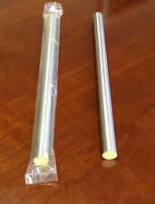 """O1 Drill Rod, 1/2"""" x 12"""", 01 (AISI), .500"""", Tool Steel, Precision Ground Round"""