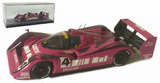 Marsh Models Jaguar XJR14 #4 Winner Silverstone 1991 - Fabi/Warwick 1/43 Scale