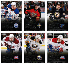 13/14 SCORE HOCKEY COMPLETE SET (650) WITH SPS TARASENKO GALCHENYUK GALLAGHER RC