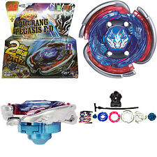 Beyblade Big Bang Pegasus 4D Top Metal Fusion Fight Master Launcher Kid's Toys