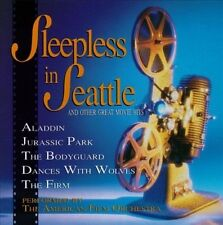 Sleepless in Seattle & Other Movie Hits Various Artists MUSIC CD