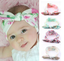 Wholesale 4 PCS Kids Girls Baby Headband Toddler Bow Flower Hair Band Headwear