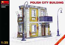 MIN35004 - Miniart 1:35 - Polish City Building
