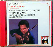 Spanish Violin Music (CD, Sep-1990, EMI Music Distribution)