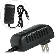 US Plug 100-240V AC Adapter To DC 12V 2A Power Supply For 3528 5050 Strip LED