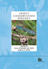 Insect Conservation Biology: The 22nd Symposium of the Royal Entomological Socie
