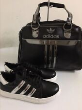Summer WOMEN's SHOES & bag LADIES PUMPS TRAINERS SPORTS CASUAL GYM trendy
