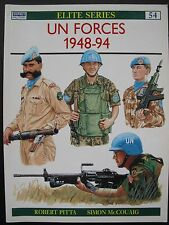 UN FORCES 1948 – 94 by ROBERT PITTA
