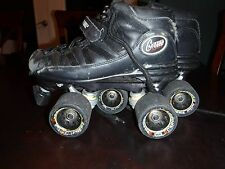 Men's Women's or Youth Riedell Carrera Speed Skates!